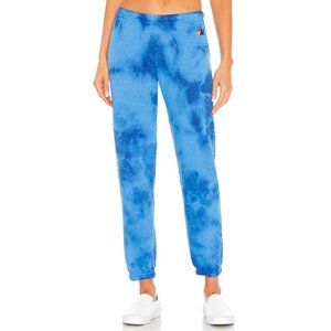 Aviator Nation Hand Dyed Sweatpants Blue C14